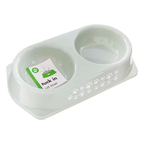 Plastic Cat Bowl