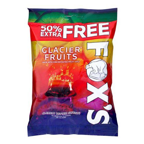 Fox's Glacier Fruit 195g