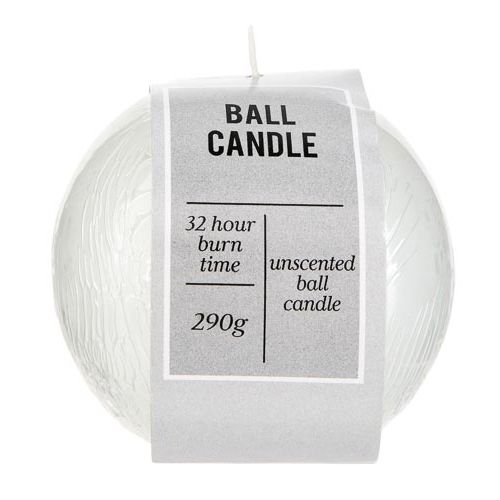 Ball Candles Assorted