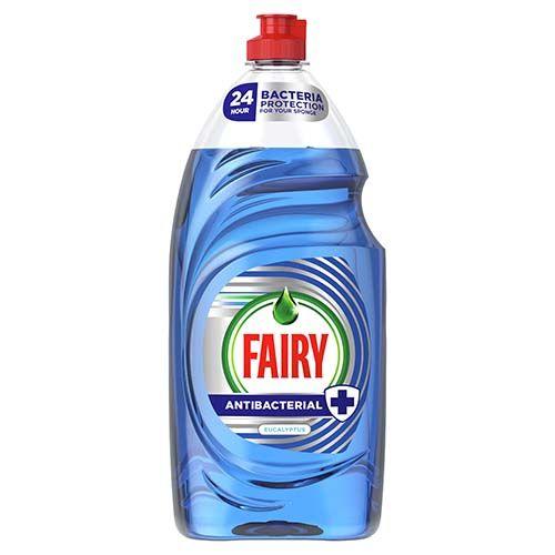 Fairy Washing Up Liquid Antibac Original 900ml