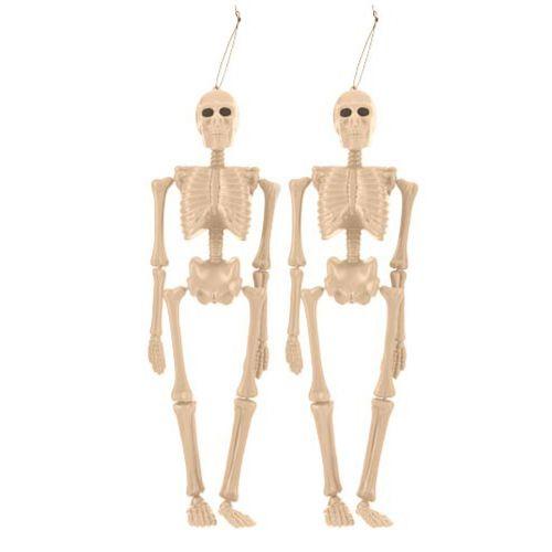 Hanging Skeleton 2pk