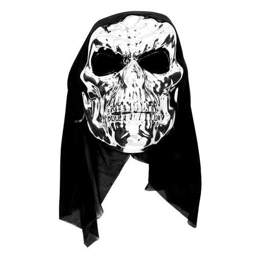 Electroplating Fright Mask