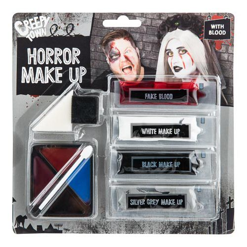 Horror Makeup Kit With Blood