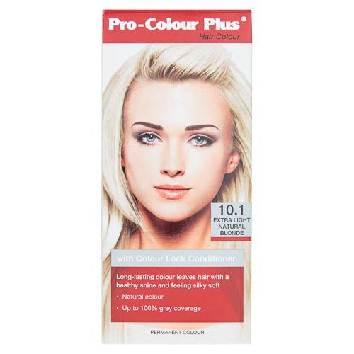 PRO SALON EXTRA LIGHT BLONDE HAIR COLOUR