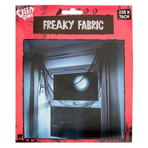 Freaky Fabric Decoration