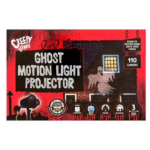 Motion Light Projector