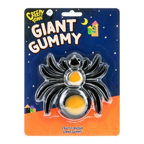 Mega Gummy Spider & Snake 100g