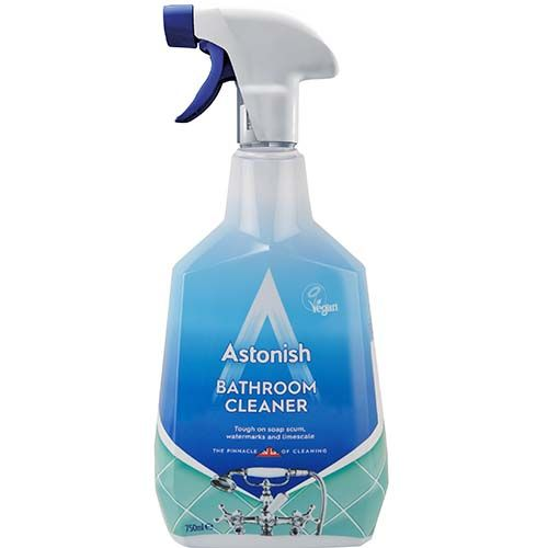 Astonish Bathroom Spray 750ml