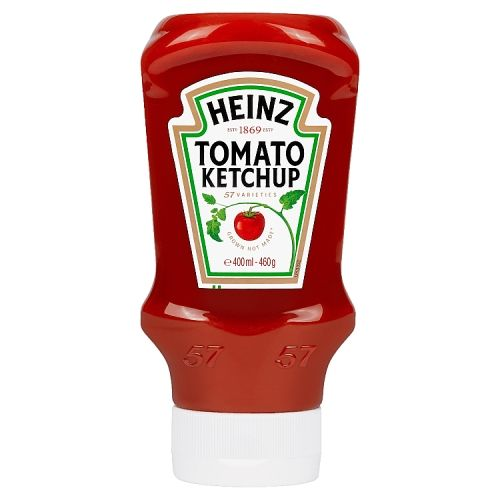 Heinz Ketchup Top Down Ketchup 460g