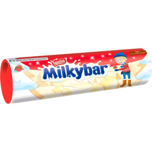 MILKYBAR BUTTONS TUBE 100G