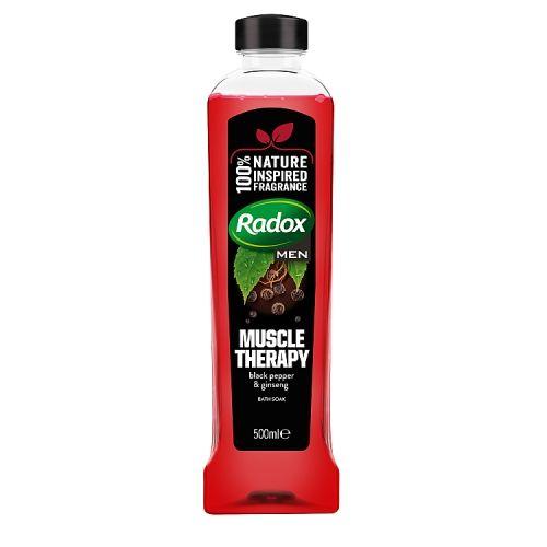 Radox Bath Muscle Soak 500ml