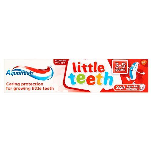 Aquafresh Little Teeth 3-5 Toothpaste 50ml