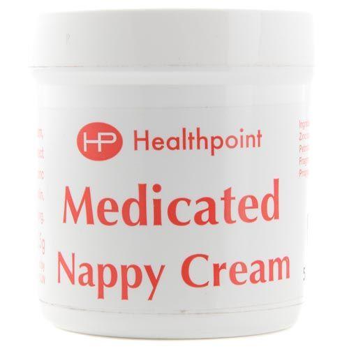 MEDICATED NAPPY CREAM 125G