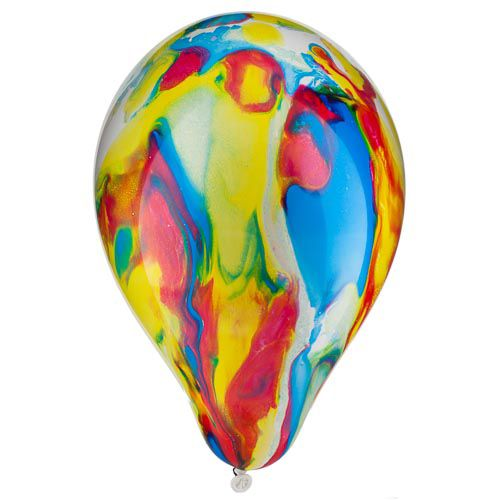 Marble Balloons 15 Pack