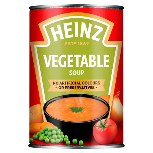 Heinz Vegetable Soup 300g