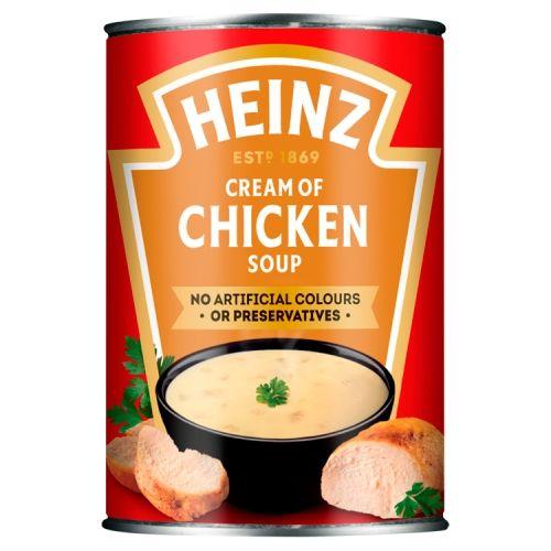 Heinz Cream of Chicken  Soup 290g
