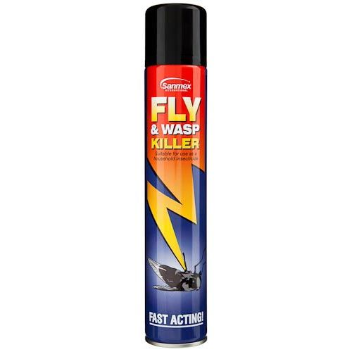 Sanmex Fly & Wasp Killer 400ml