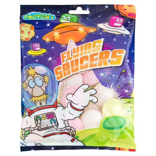Flying Saucers 47g