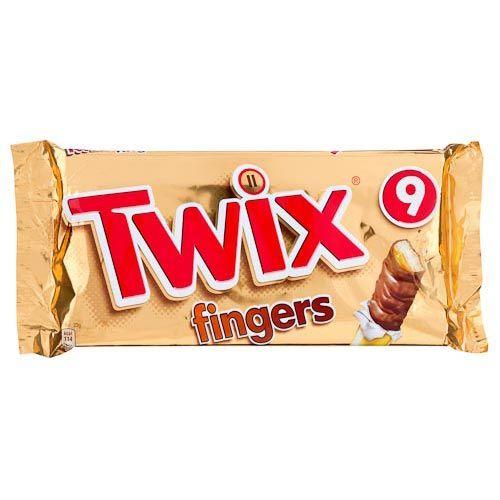 Twix Biscuits 9 Pack
