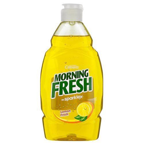 Morning Fresh Washing Up Liquid Lemon 450ml