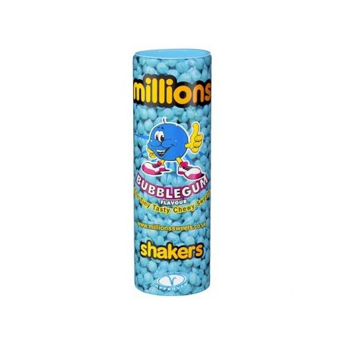 Millions Shakers Bubblegum 90g