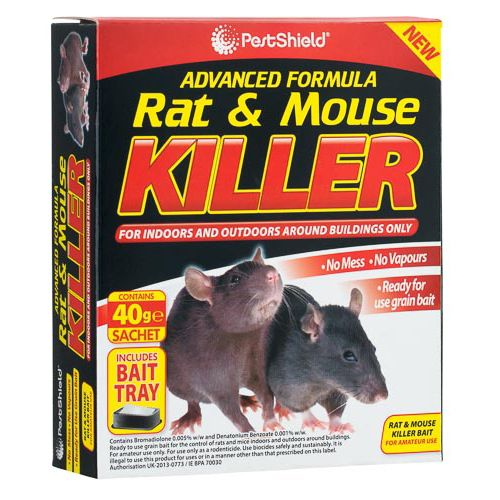 RAT AND MOUSE KILLER 40G