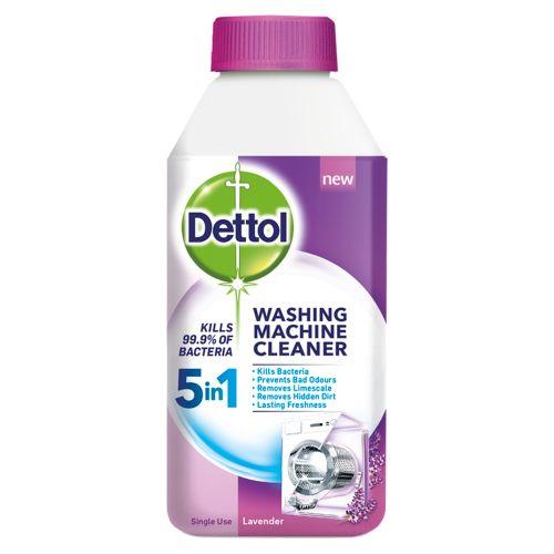 Dettol Washing MacHine Cleaner Lavendar 250ml