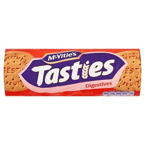 McVities Tasties Digestives 300g