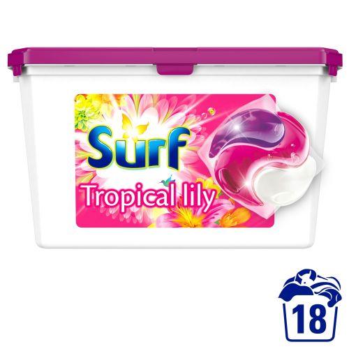Surf Capules Tropical 18 Wash