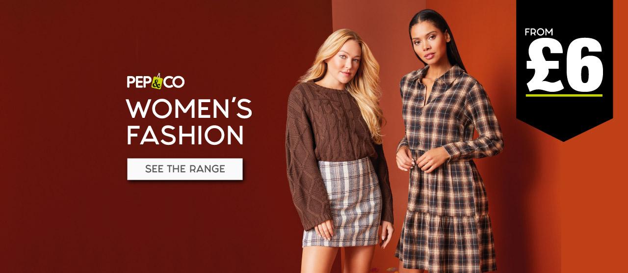 PEP&CO Women's Clothing
