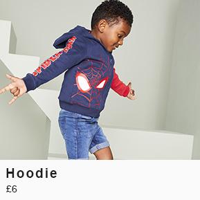 Hoodie - £6