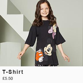 T-Shirt - £5.50