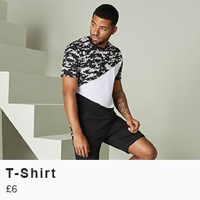 Mens T-Shirt £6