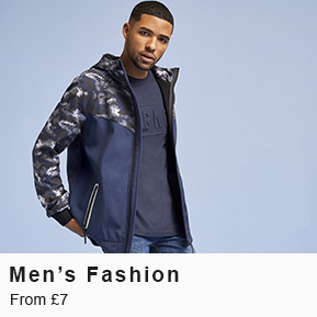 Mens Fashion from £7