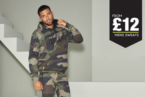 Men's Sweats From £12