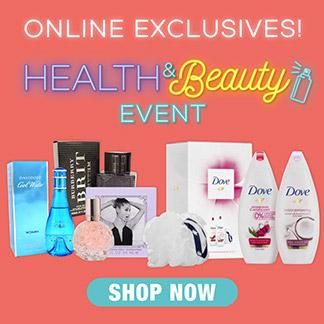 Shop Health & Beauty Online Exclusives