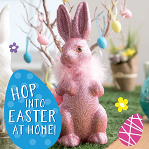 Hop Into Easter Promo