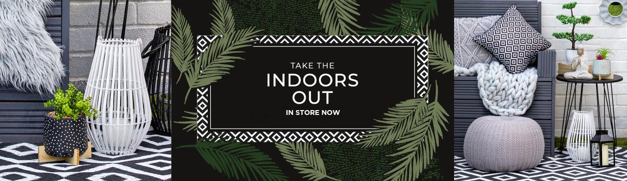 Indoor-Outdoor range in store now