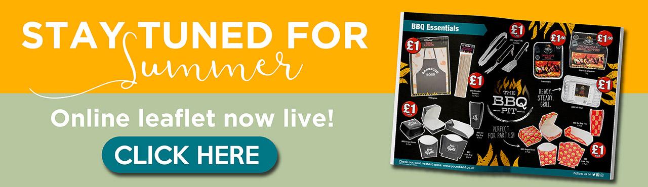 Poundland Leaflet June 2021