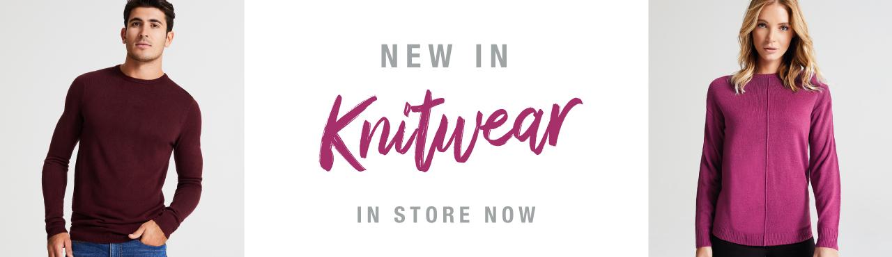New In PEP&CO Knitwear