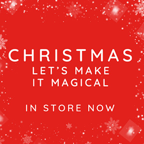 Christmas in store now