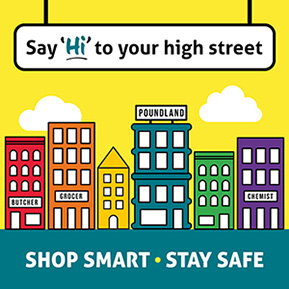 Say hi to your high street