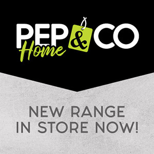 New PEP&CO Home range in-store now